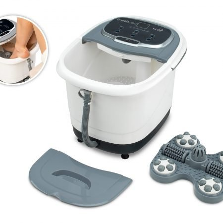 Dispozitiv de masaj al picioarelor Wellneo 2 in 1 Foot Spa
